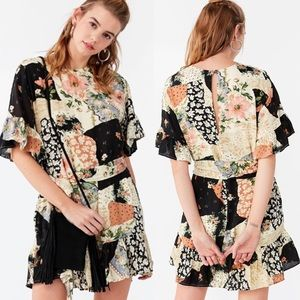 Urban Outfitters | 'Suddenly Spring' Ruffle Dress